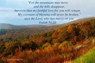 Isaiah 54 10